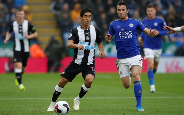 Image for Newcastle must get rid of Muto in January