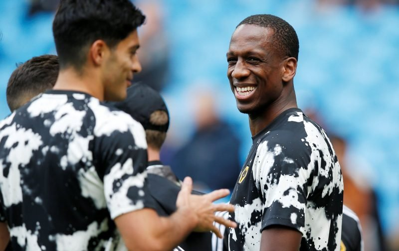 Willy Boly ruled out of Newcastle clash