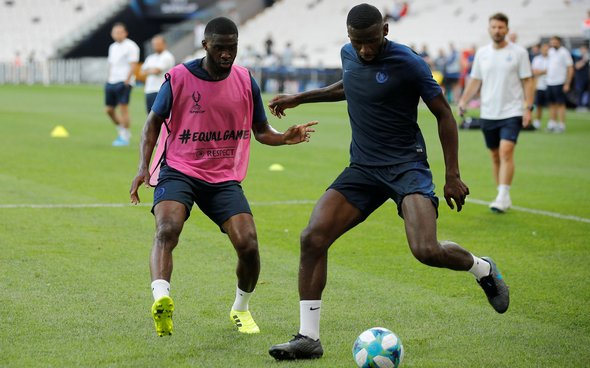 Image for Newcastle unlikely to face Rudiger
