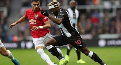 Newcastle fans hail Saint-Maximin