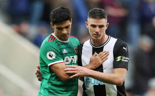 Image for Hutton: Clark might have to quit Newcastle