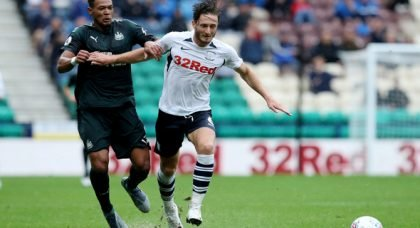 Newcastle in four-club hunt to sign Preston ace Davies