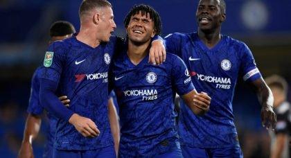 Chelsea fans react as Newcastle eye Reece James
