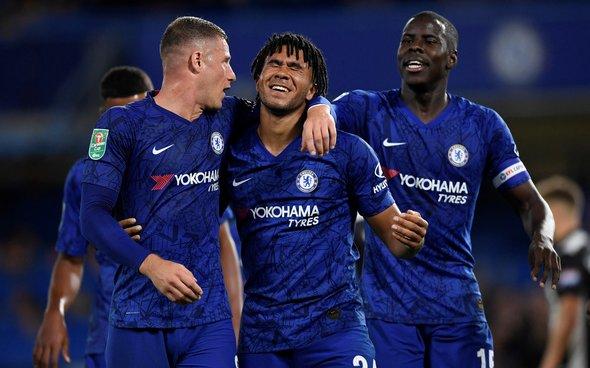 Image for Chelsea fans react as Newcastle eye Reece James