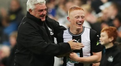 Alan Brazil thrilled over Longstaff in a Celtic shirt