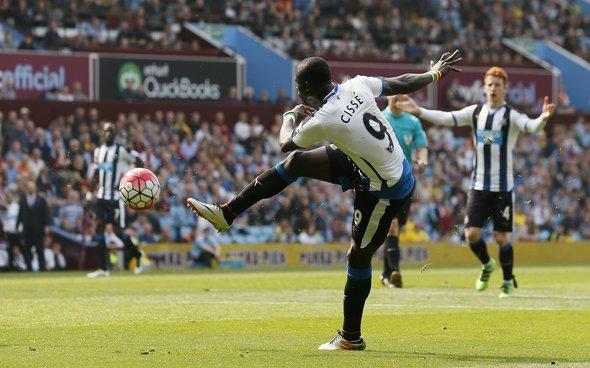 Image for Flashback: Some Newcastle fans reminisce over Cisse strike
