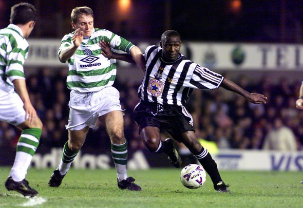 Andy Cole reveals why he left Newcastle