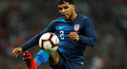 USA fans react to Yedlin display in 4-0 win v Cuba