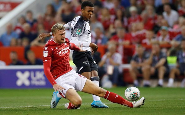 Image for Nottm Forest legend raves about Newcastle target Joe Worrall