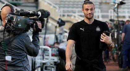 Newcastle fans react to Carroll inclusion v Sheffield Utd