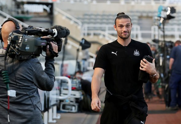 'Not today' – Carroll sends message to Joelinton