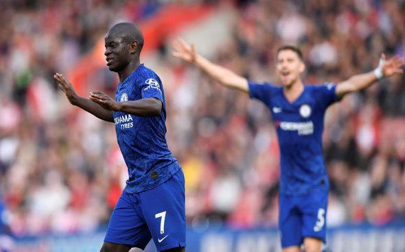 Image for Four Chelsea players could miss out v Newcastle