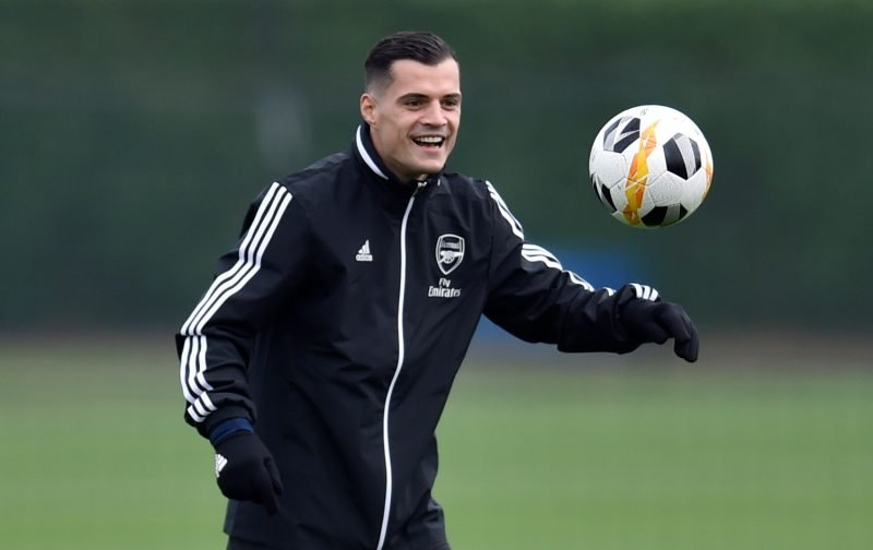 Newcastle must avoid Xhaka like the plague