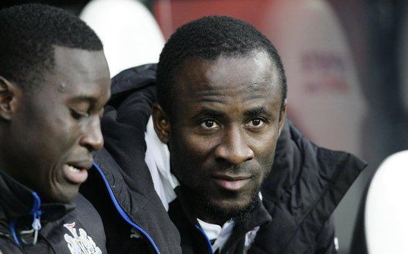 Image for Doumbia heaps praise on McClaren