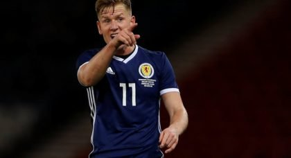 Hutton: Maybe Ritchie was feeling unloved by Scotland