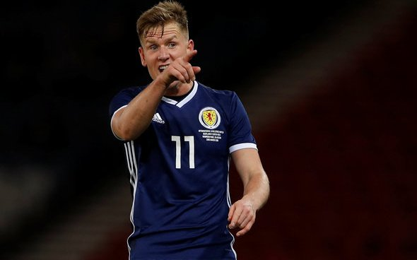 Image for Hutton: Maybe Ritchie was feeling unloved by Scotland