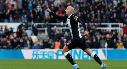 Three Newcastle stars in Shearer TOTW after Man City clash