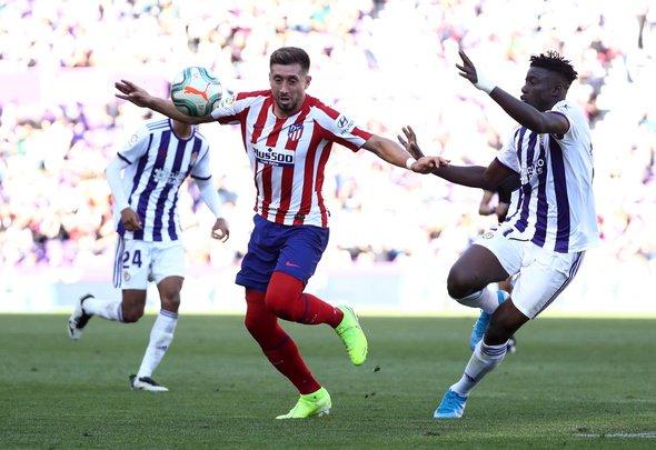 Newcastle scout Valladolid defender Salisu