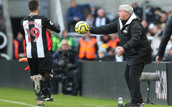Image for Newcastle fans react to West Ham interest in Manquillo