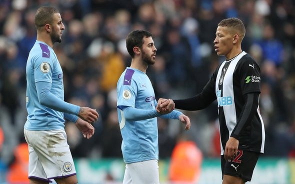 Image for Mills: Gayle will be desperate for January Newcastle exit