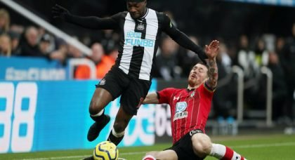 Report: Newcastle's 4.7 dribbles per match star who carried the Magpies this season