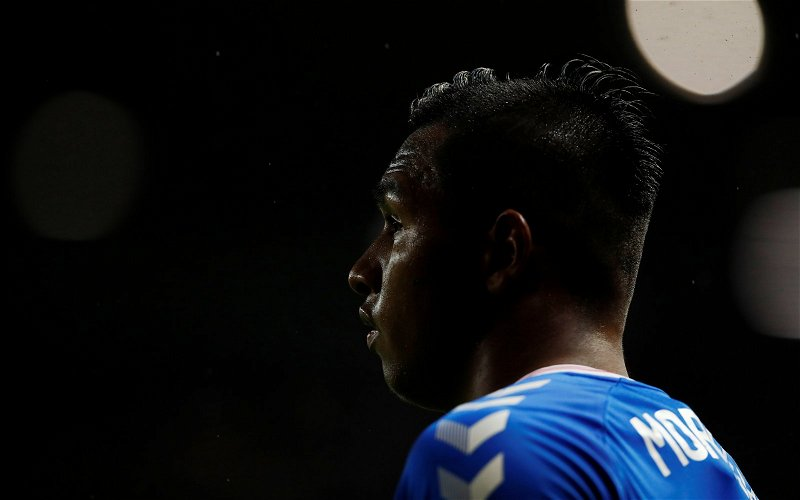 Image for Rangers star linked with Premier League move