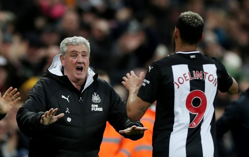Joelinton: Newcastle United fans pleased for striker after he breaks his duck at last
