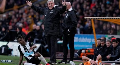 Newcastle United injury crisis: Steve Bruce's comments on medical department invoke ire
