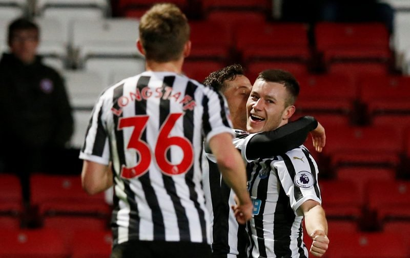 Cal Roberts: Newcastle United fans pleased for winger following Notts County move