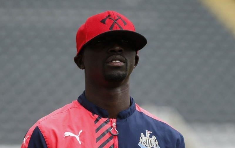 Papiss Cisse: Newcastle United exit angers the striker but Rafa Benitez got it right