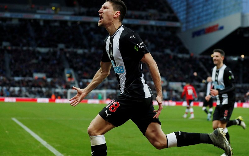 Image for Federico Fernandez: It's time Newcastle United offered him a new contract