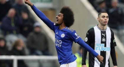 Hamza Choudhury: Newcastle United fans react to shock January loan link