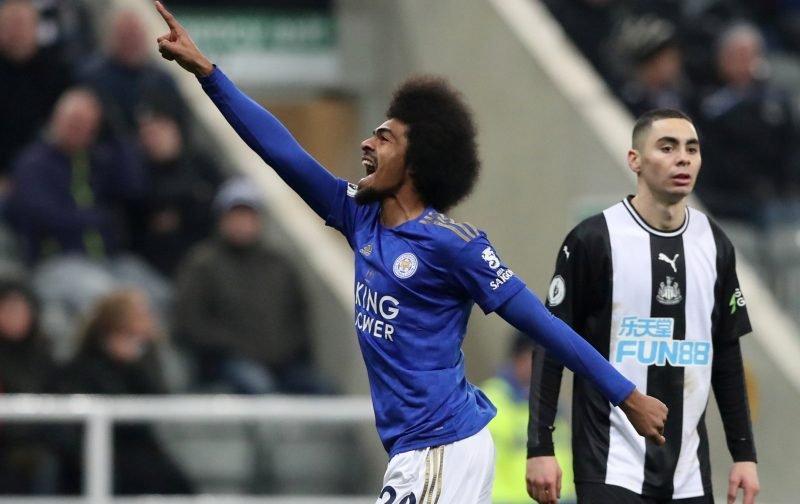Hamza Choudhury: Newcastle United fans react to shock January loan link
