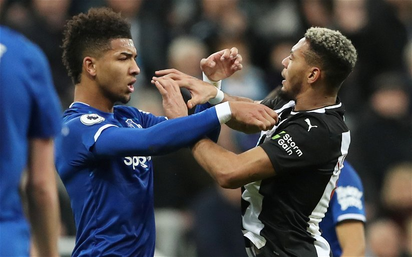 Image for Mason Holgate: Newcastle United fans not impressed with £10m transfer rumours