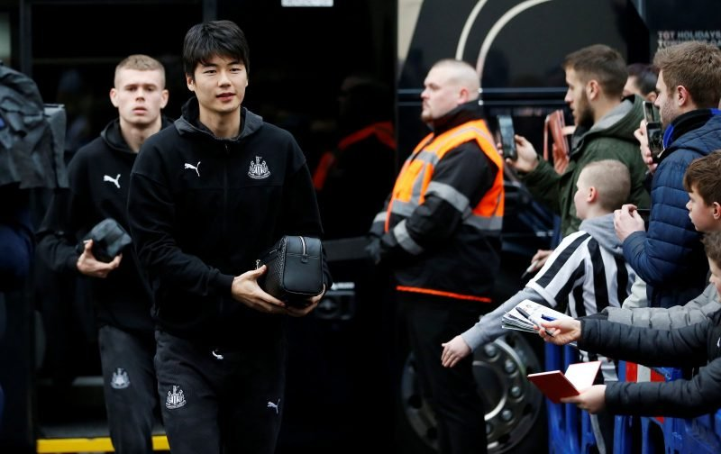 Ki Sung-yeung: Newcastle United looking to shift £60k-p/w midfielder this month