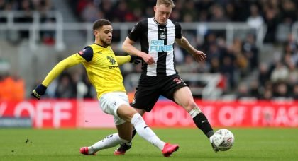 Sean Longstaff: Player's agent pushed to get major Newcastle United contract