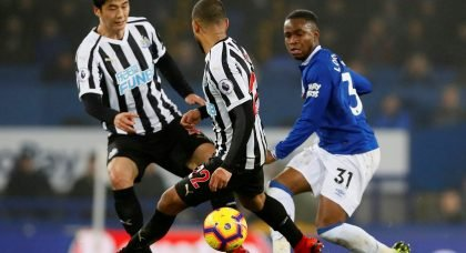Ademola Lookman: Newcastle United face competition for January transfer