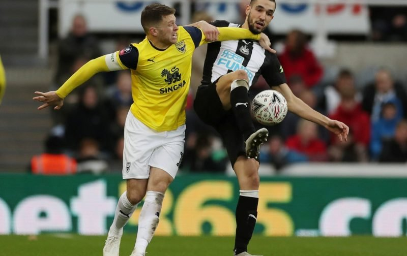 Newcastle United transfer news: Nabil Bentaleb likely to be the only loan signing to stick around