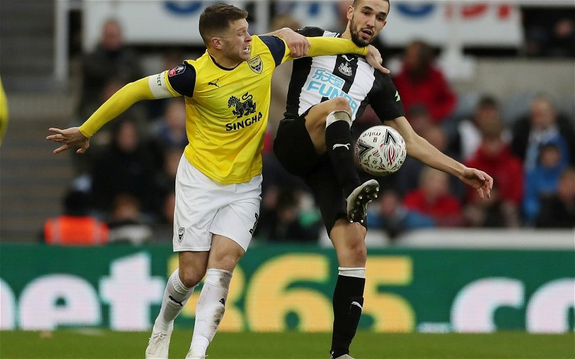 Image for Newcastle United transfer news: Nabil Bentaleb likely to be the only loan signing to stick around