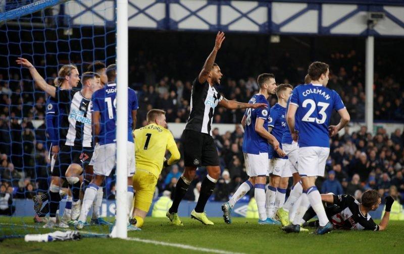 Jordan Pickford: Newcastle United's Twitter account appear to poke fun at Everton man