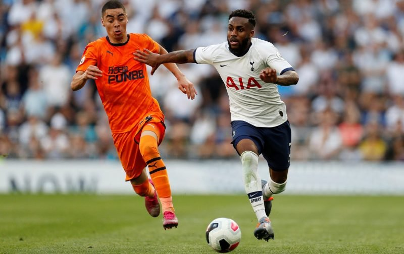 Newcastle United: Fans plead club to sign Danny Rose after transfer news emerges