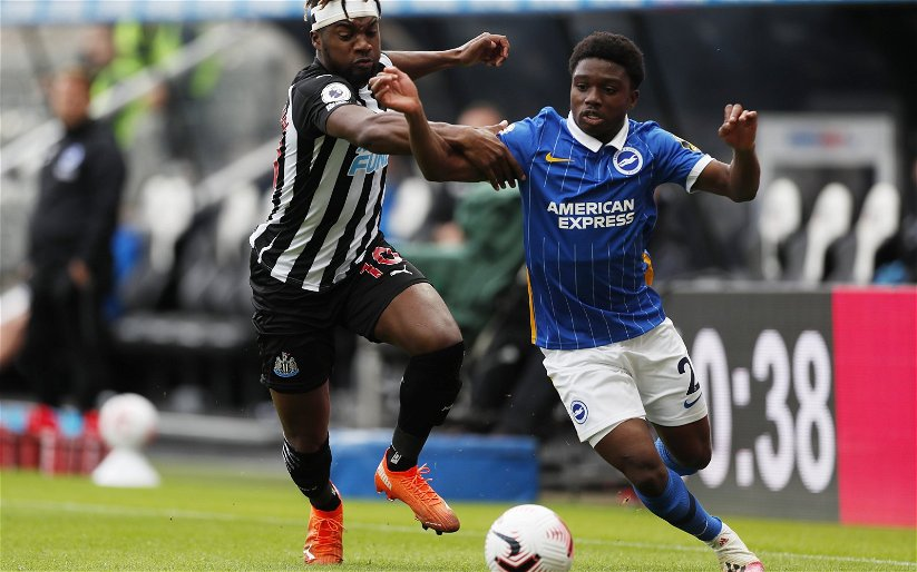Image for Tariq Lamptey performance proves Newcastle United stats aren't telling the whole story