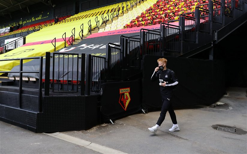 Image for Transfer news: Matty Longstaff heading for surprise new contract