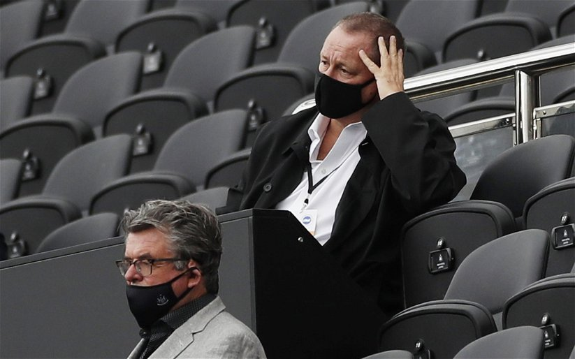 Image for Exclusive: Mike Ashley refusing to release funds despite loan talks with two players