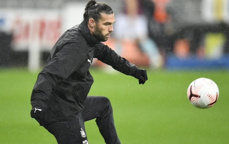 Opinion: Andy Carroll unhappy and he does have a point