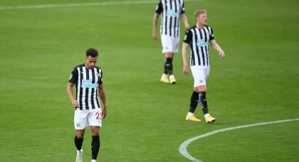 News: Steve Bruce jokes about Newcastle's lack of goals