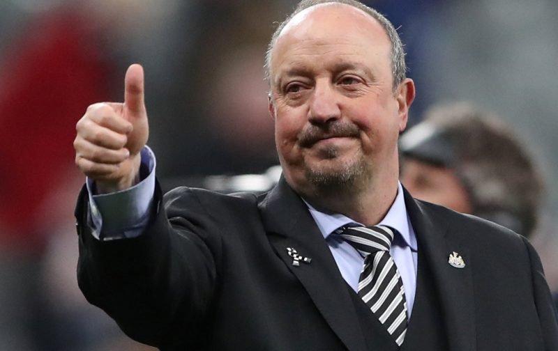 News: Rafa Benitez in box seat if takeover goes through
