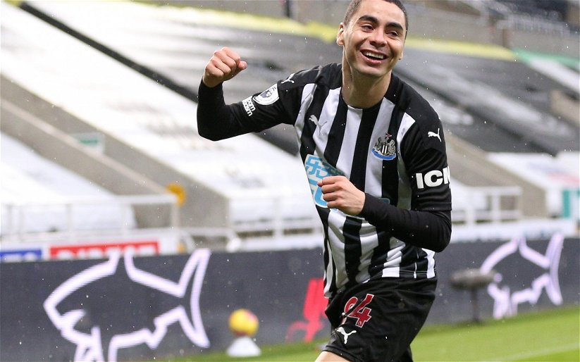 Image for News: Possibility that Miguel Almiron could leave