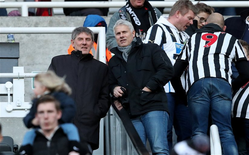 Image for Exclusive: Rob Lee points out tactical flaw for Steve Bruce's Newcastle