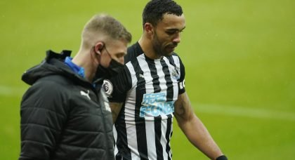 News: Callum Wilson's injury explained